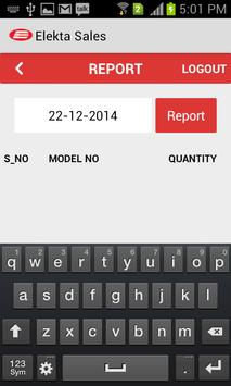 Elekta Sales apk screenshot