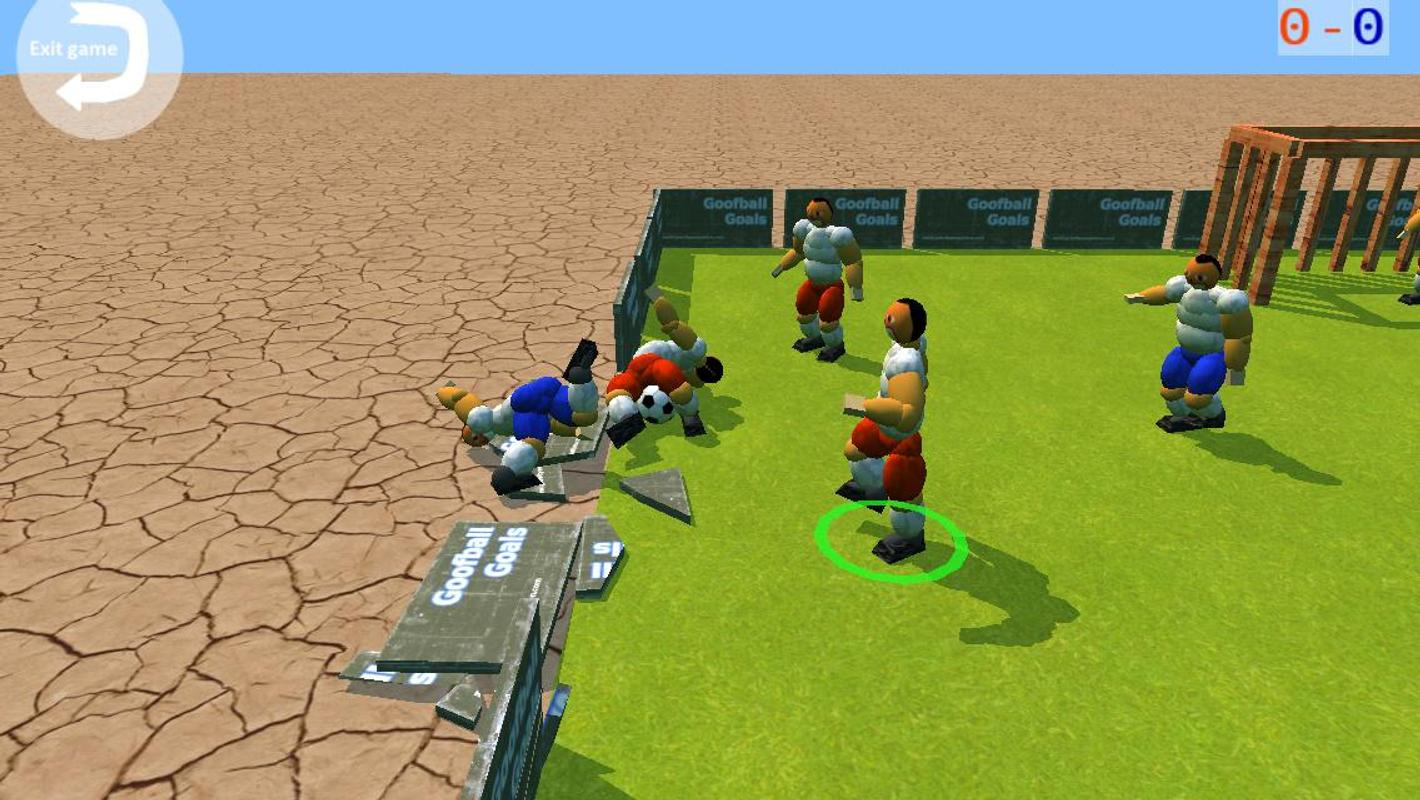 Goofball Goals the weirdest soccer simulator