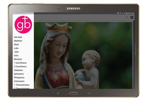 GB - Catholic Bible apk screenshot