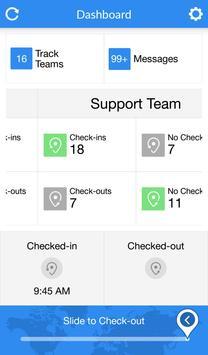 Team Tracker poster