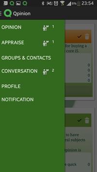Qpinion apk screenshot