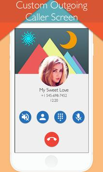 OS10 Full Screen Caller Id poster