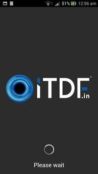 ITDF poster