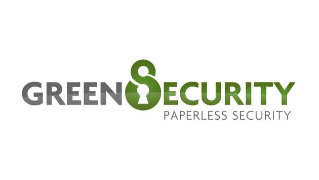 Green Security poster