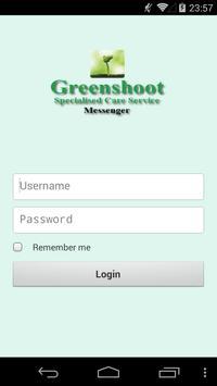 Greenshoot Messenger poster