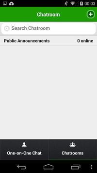 Greenshoot Messenger apk screenshot