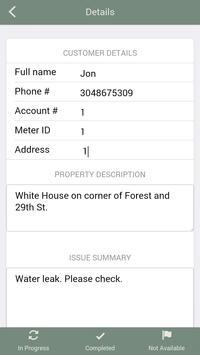 Mobile Dispatch apk screenshot