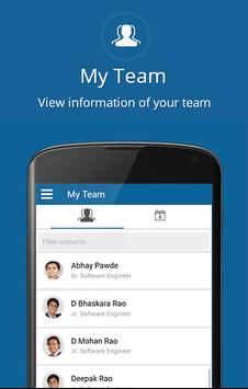 greytHR Employee Portal apk screenshot