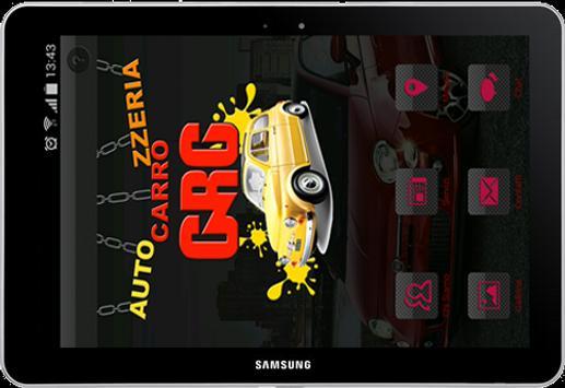 Carrozzeria GRG poster