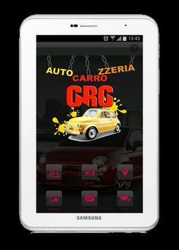 Carrozzeria GRG apk screenshot