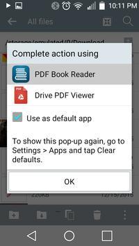 PDF Book Reader poster