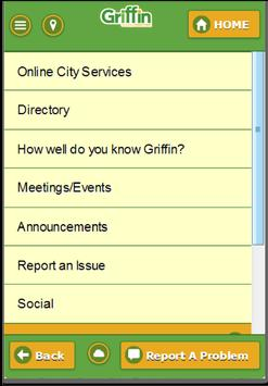 City of Griffin poster