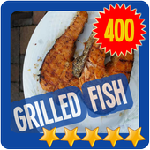 Grilled Fish Recipes Complete icon