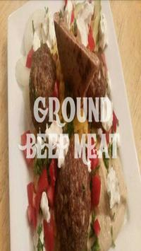 Ground Beef Meatball Recipes poster