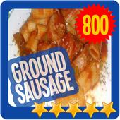 Ground Sausage Recipes icon