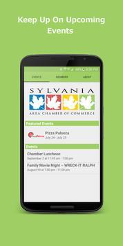 Sylvania Chamber poster