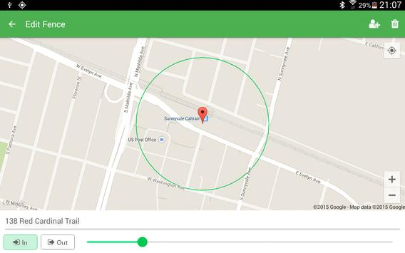 Location Messaging apk screenshot