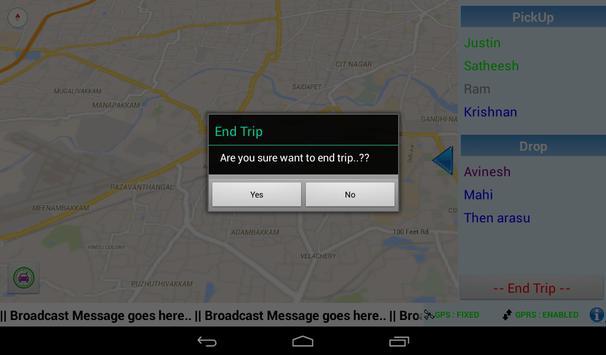 TripGuide (CSS Corp) apk screenshot