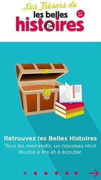 Les Trésors Belles Histoires poster