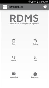RDMS apk screenshot