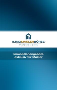 immomaklerbörse - Portal App poster