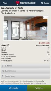 Metros Cúbicos apk screenshot