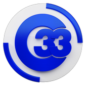 Canal 33 icon