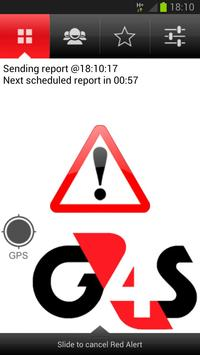 G4S Mobile poster