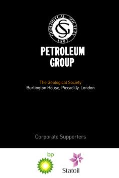 Petroleum Group Conference poster