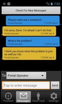 GSatTrack Mobile apk screenshot