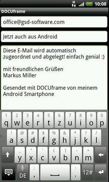 DOCUframe apk screenshot