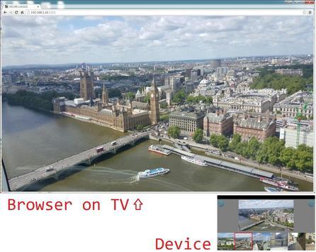 TV Slide Show apk screenshot