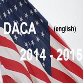 DACA - 2014/2015 (English) icon