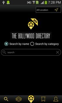 The Bollywood Directory apk screenshot