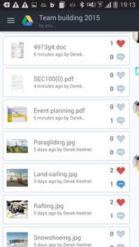 FileChat apk screenshot