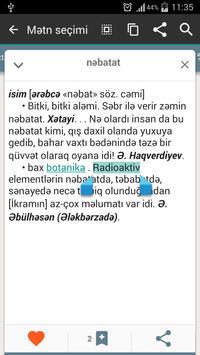 iLüğət - izahlı lüğət apk screenshot