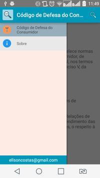 Código Defesa do Consumidor Br apk screenshot