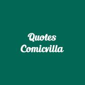 Comicvilla - Quotes icon