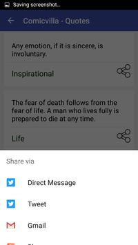 Comicvilla - Quotes apk screenshot