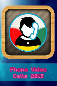 Phone Video Calls 2015 poster