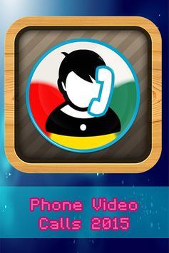 Phone Video Calls 2015 apk screenshot