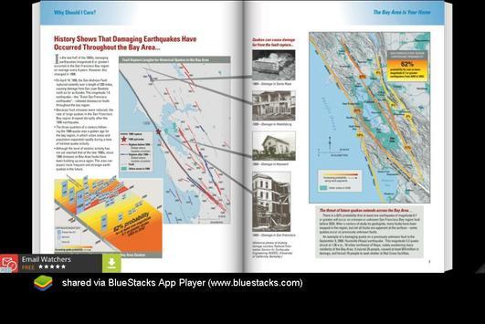 How to escape from earthquake apk screenshot