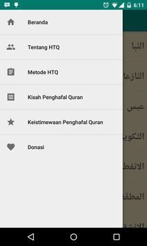 HTQ - Juz 30 apk screenshot