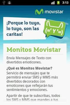 Monitos Movistar apk screenshot