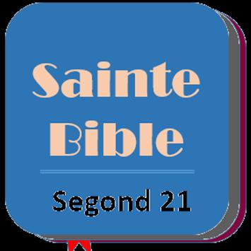 La Bible d'étude Segond 21 poster