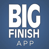 Big Finish Audiobook Player icon