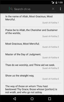 Quick Quran apk screenshot