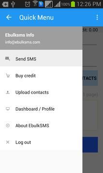 EbulkSMS - Bulk SMS Nigeria poster