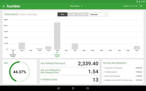 humble Analytics apk screenshot
