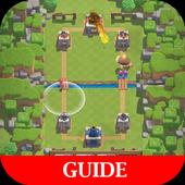 Guide Clash Royale icon